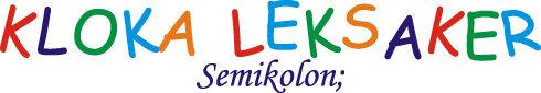 Kloka Leksaker Semikolon;
